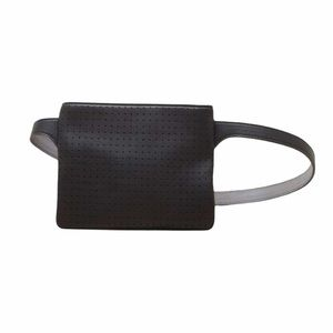 NWT Kenneth Cole Reaction Perforated Belt Bag